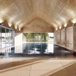 buy second home in france part of luxury resort access to indoor swimming pool including rental guarantee of minimum 7 yields