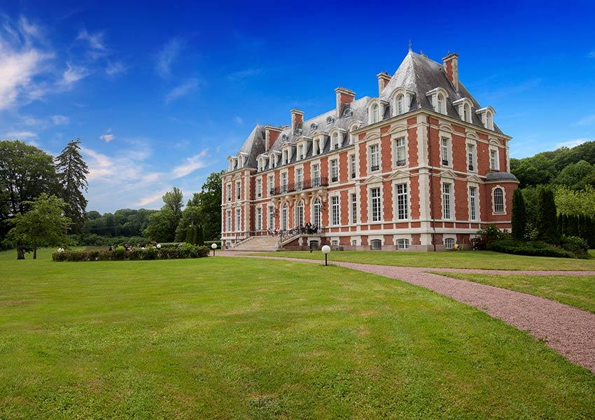 impressive chateau de la cazine luxury boutique hotel at luxury resort in limousin france