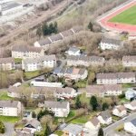 residential buildings for sale for rent close to sports ground and track gerolstein germany