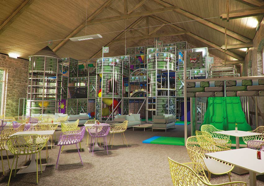 vacation rentals buy france child friendly luxury resort with giant indoor playground for kids