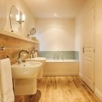 warm atmosphere earthy colours bathroom rental unit houses for sale france limousin