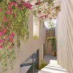 access studio apartments on the hillside hera bay luxury resort samos greece