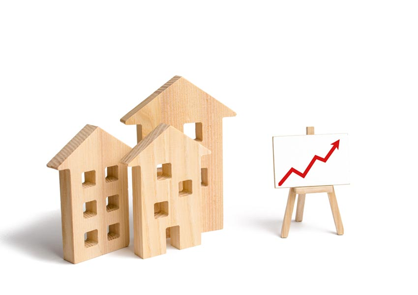 adding value to property to create value
