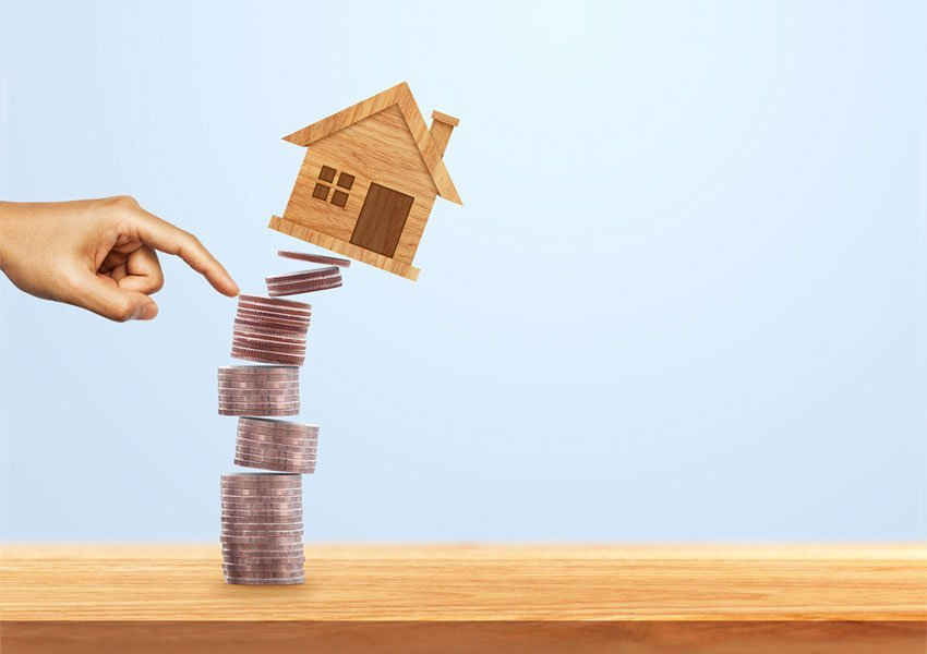 bad financing for acquisition of property is common mistake by real estate newbie investors