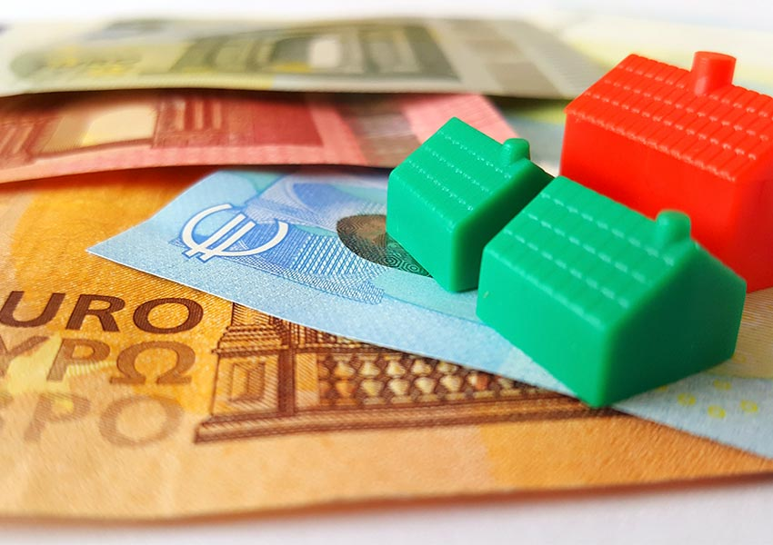 benefits of buying a house to let crisis and inflation resistant investment