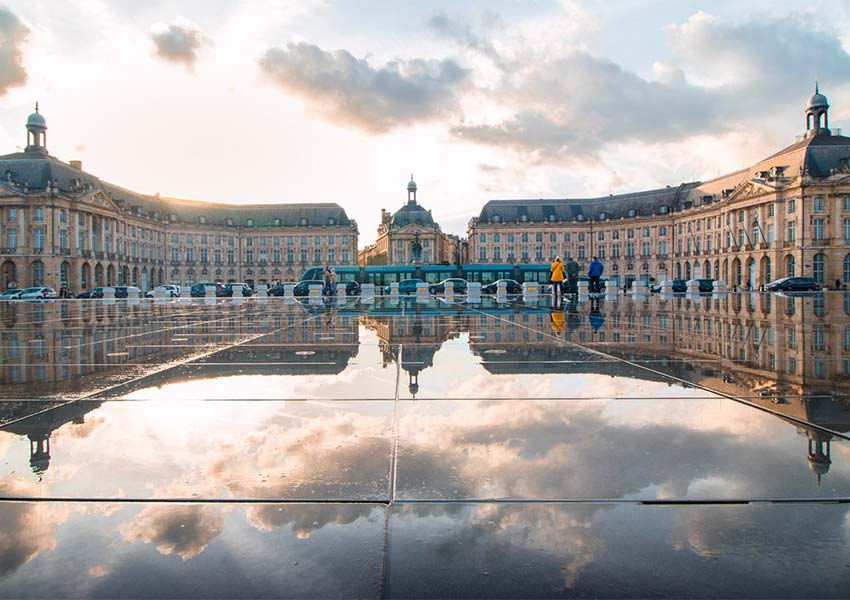 Bordeaux City In France Interesting Investment Location For Real Estate For Rent