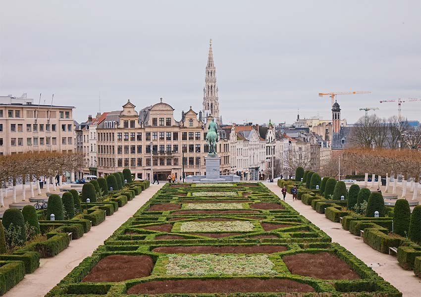 Brussels City Interesting Metropolis To Purchase Buy-to-Let Flat to Rent out to Well-paid Expats