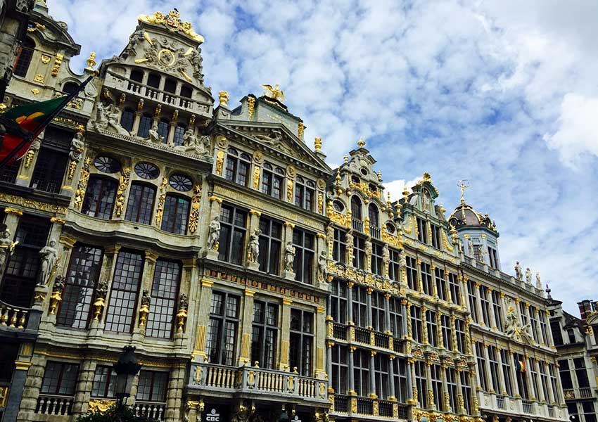 Brussels Real Estate Market Characterised by High Square Metre Prices