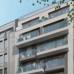 Building With Newly Built Studios For Sale In Brussels Close To The European District Furnished Rental As Investment