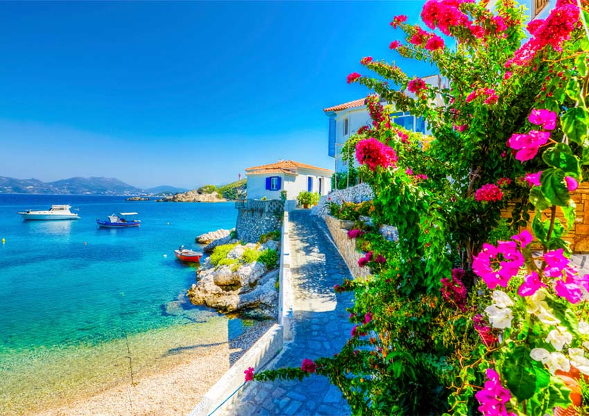 Buy Real Estate On Samos Unique Second Home On Greek Islands Beautiful Nature