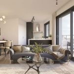 Buying a new flat in Brussels Modern Interior And Equipment In Evere Interesting Real Estate Investment For Rental