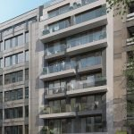 Construction project on Schuman Square Studios for sale in prime location in Brussels