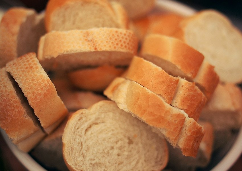 Delicious French Baguettes Location and local shops Important for Buying Property in France