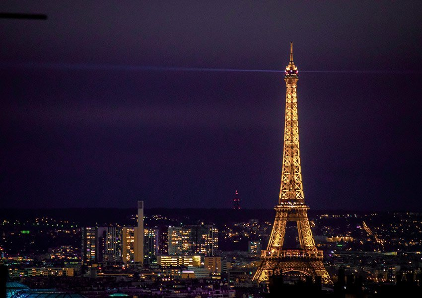 Eiffel Tower Paris Tourist Attractions Buying Property In France