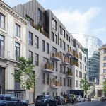 Front Residence With Studios For Sale As Investment For Furnished Rent To Expats In Brussels
