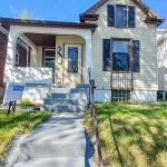 Front Yard And Front Door Investing In Real Estate In America Buy-to-Let Property St Louis Missouri For Sale With Rental Guarantee