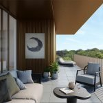 Gigantic Terrace Of Penthouse For Sale Watermael Boitsfort Forest Avenue Views Over Sonian Forest Top Location