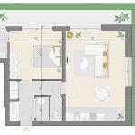 Ground floor 1 Bedroom Apartment For Sale Block B Ground Floor Watermael Boitsfort