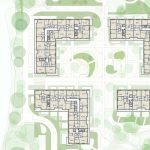 Ground Plan Third Floor Apartment Blocks With 1 2 3 Bedroom Apartments For Sale Brussels