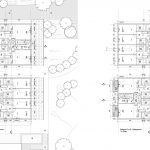 Ground Plans Ground Floor And Floor Of Apartment Buildings D And E