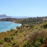 hera bay on samos island as location buy second home in greece