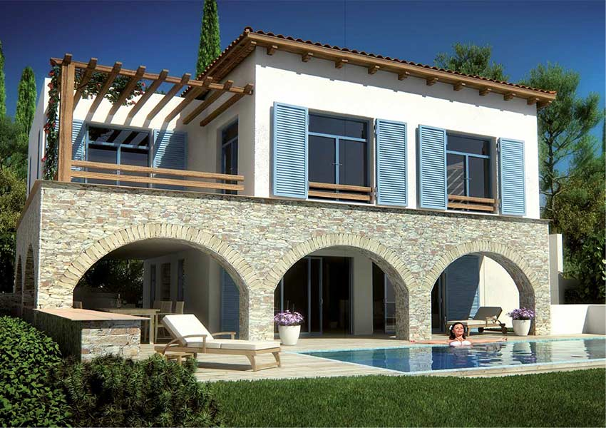 Hotel Rooms For Sale On Samos Greece In Luxury Hotel On Hillside In Bay