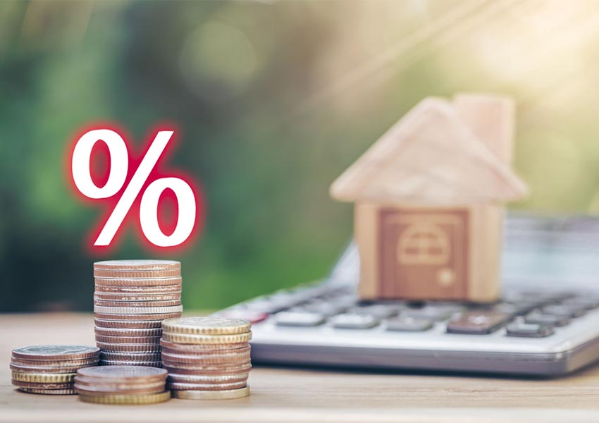 how much ownership is required for buying a house to let?