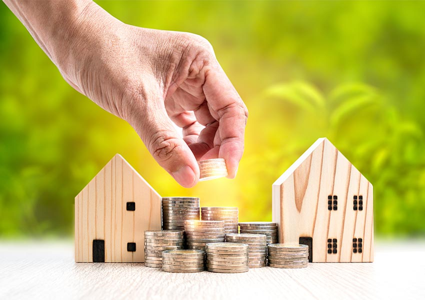 how to finance revenue property tries to put leverage to work