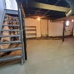 Large Basement Space As Storage And Laundry Room Perfect For Families With Children