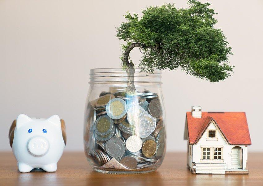 L'augmentation potentielle de la valeur de l'investissement immobilier est un bon rendement supplémentaire