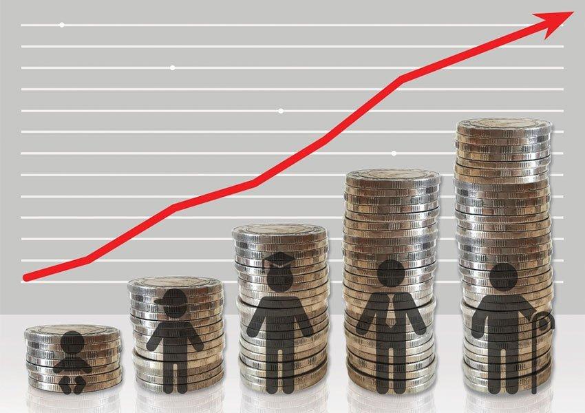 L'augmentation potentielle du pouvoir d'achat et du budget est une bonne raison d'investir dans l'immobilier