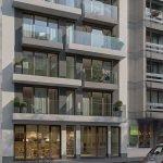 Logements pour expatriés Immeuble frontal à la Place Schuman Investir dans l'immobilier à Bruxelles dans un emplacement de choix