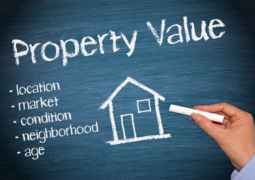 misjudging resale value or rental value is a common error when getting started in real estate