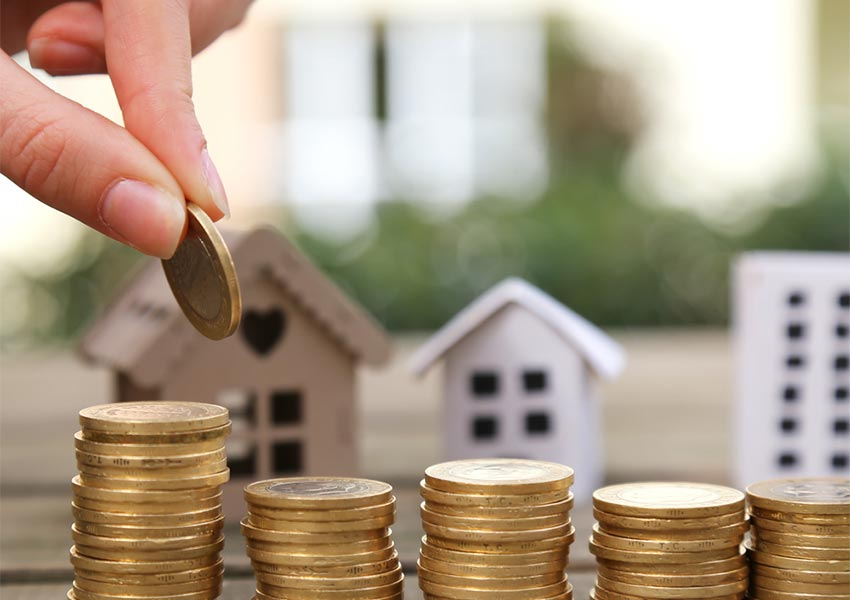 negative cash flow from real estate means additional savings through real estate
