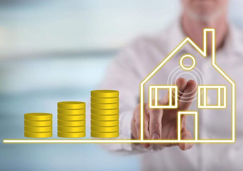 optimal savings and tax saving through optimal property portfolio structure