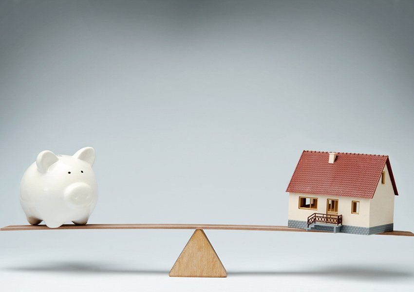 purchasing a buy-to-let property as a savings alternative to achieve higher returns than a savings book