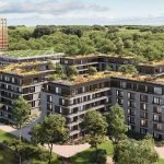 Real estate Watermael Boitsfort for sale in prime location Forest Avenue next to Sonian Forest Green Lung Brussels