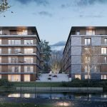 Residence With Five Types of Residential Units For Sale Brussels Watermael Boitsfort Forest Avenue 23