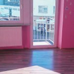 Room In Rental Unit With Balcony Lots Of Natural Light Flooring Dark Brown Laminate Investment Property For Sale Hagen NRW Germany