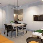 Studio à vendre à Bruxelles près du quartier européen à titre d'investissement De location ou d'usage privé