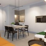Studio For Sale In Brussels Near European District As Investment For Rent Or Private Use