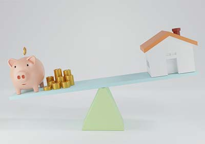 Take out a New Mortgage to Finance Investment Property