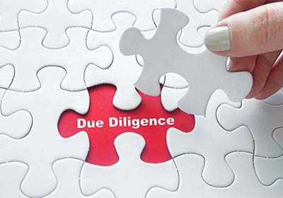 Three Key Points to Consider When Investing in Real Estate With Leverage Due Diligence Important
