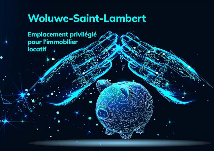 Woluwe-Saint-Lambert comme lieu d'investissement immobilier